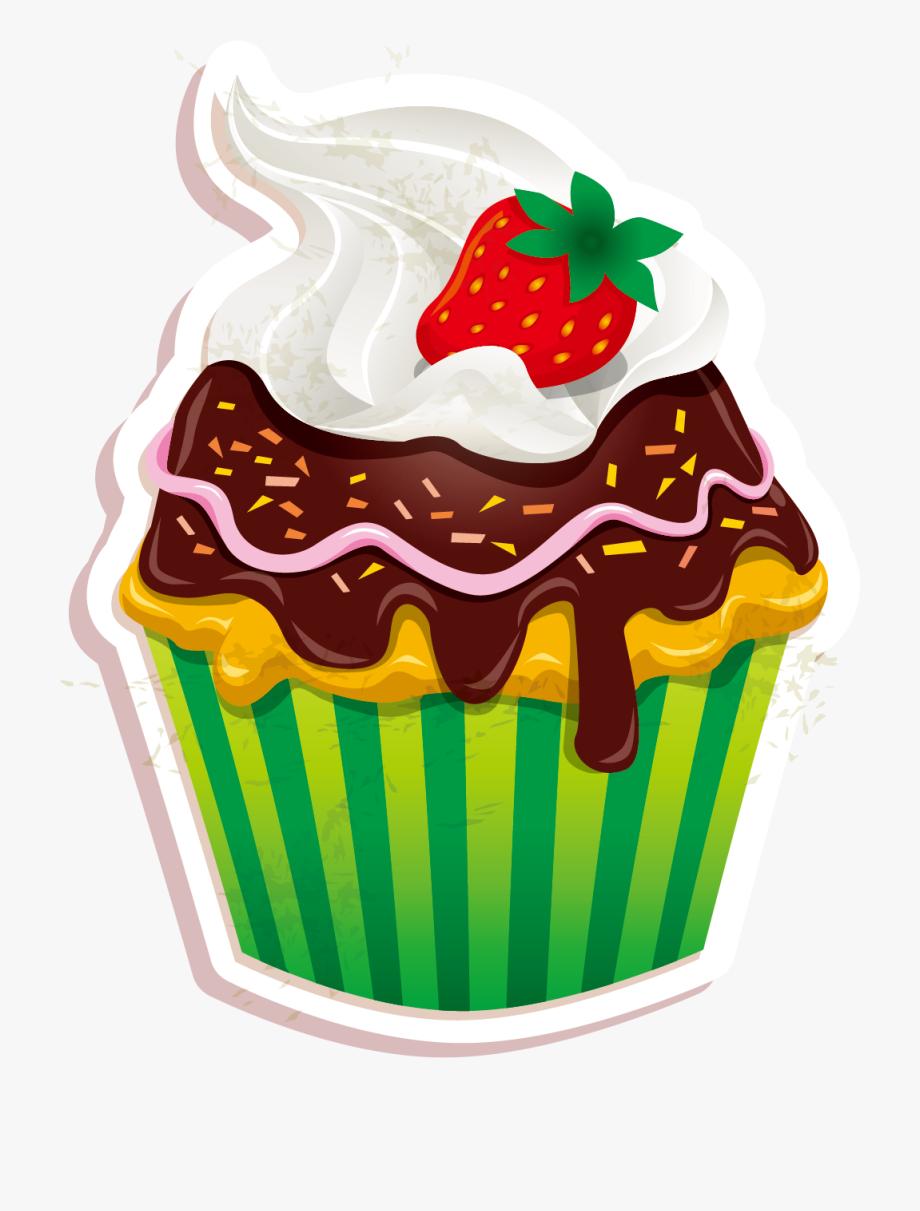 . Clipart cupcake gourmet cupcake
