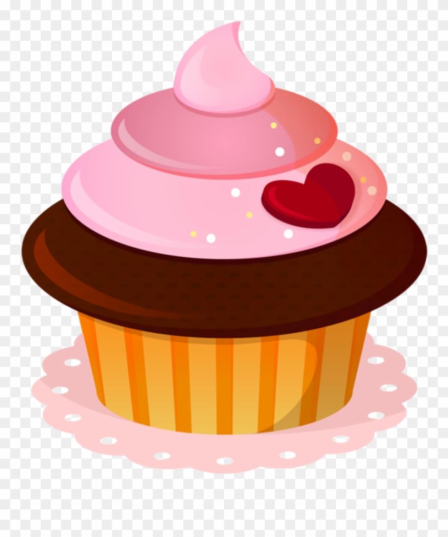 Clipart cupcake gourmet cupcake. Images clip art d
