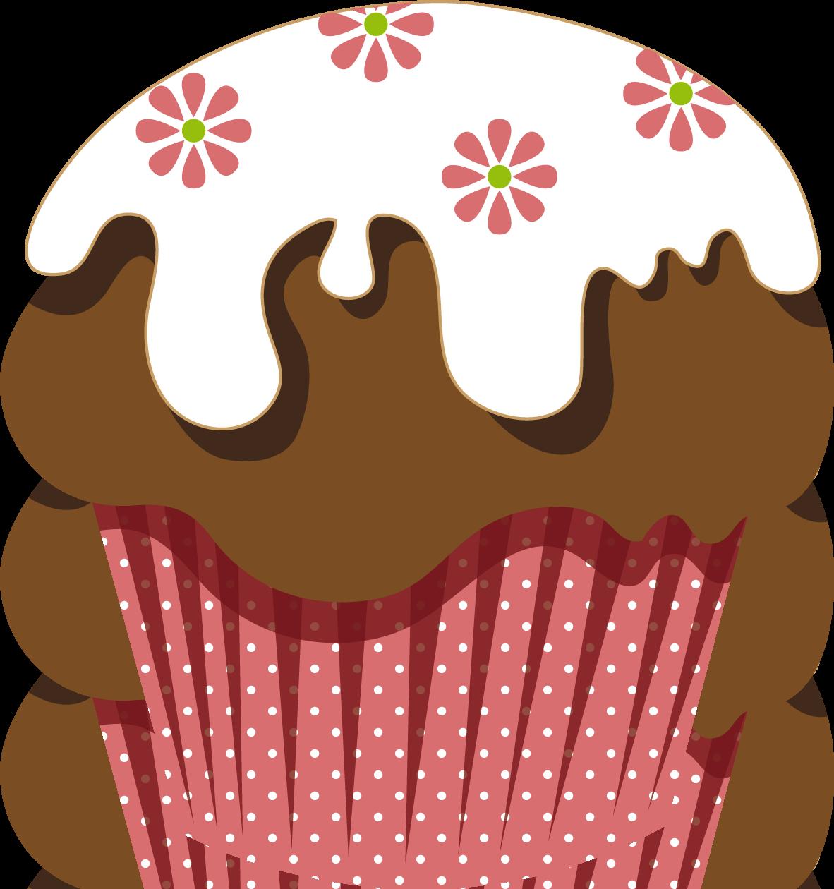 Pin by renee ward. Cupcake clipart scrapbook