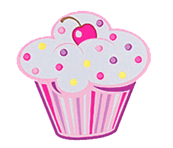 Age with birthday invitation. Muffins clipart large