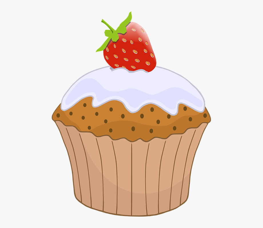 Clipart cupcake ladybug. Cupcakes png minus clip