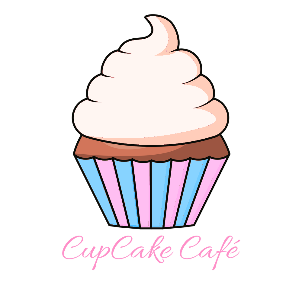 Caf the best in. Clipart cupcake logo