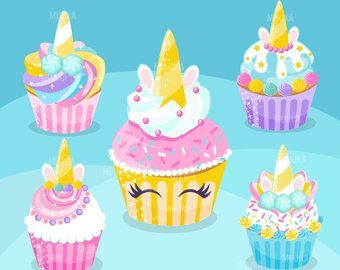 Tail baking cake graphics. Cupcake clipart mermaid