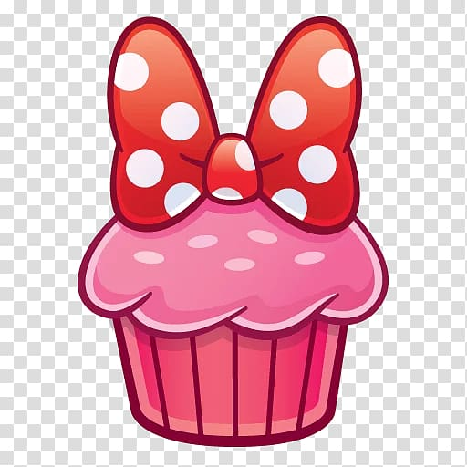 Cupcake clipart minnie. Mouse mickey disney emoji