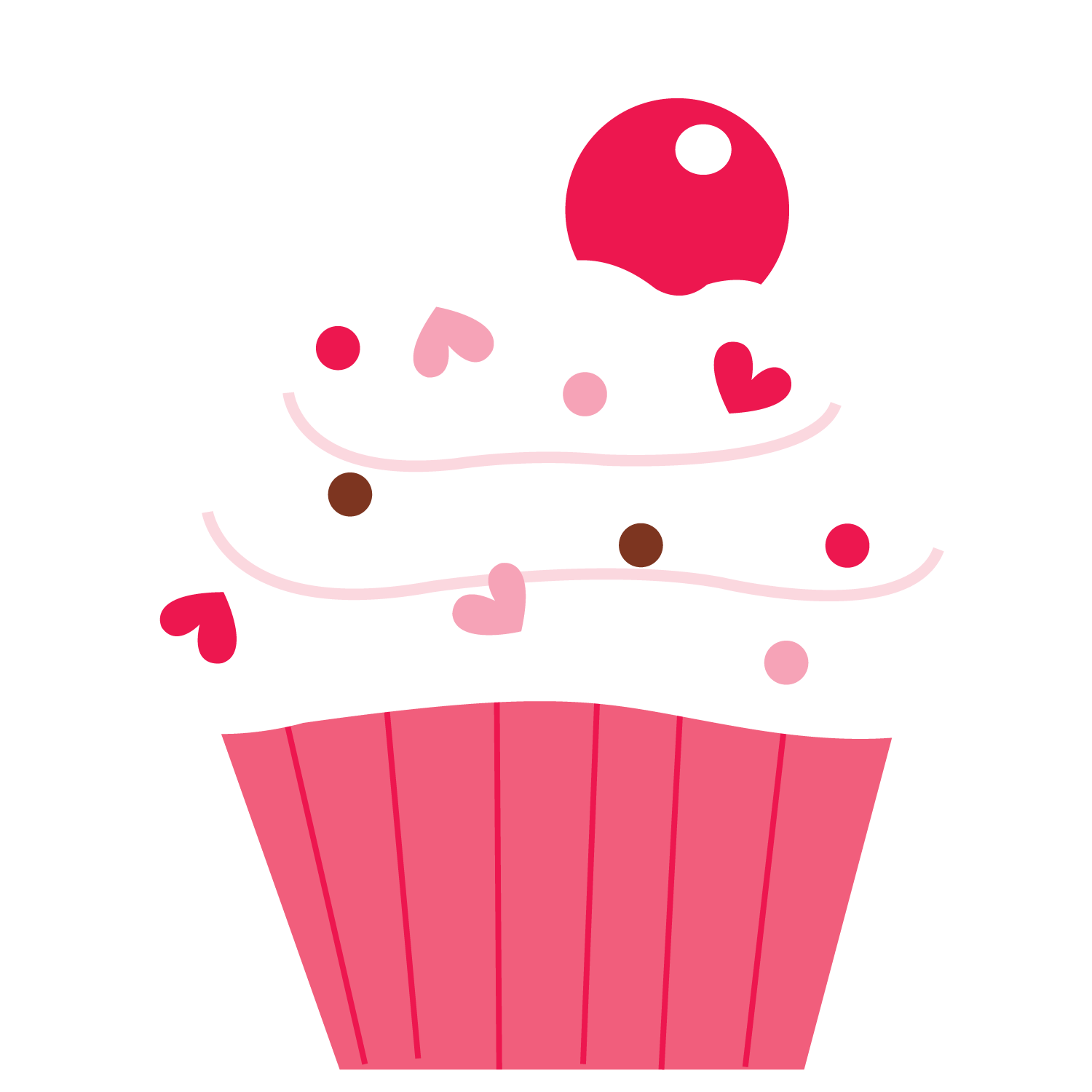 Pin by evlad osmanl. Cupcake clipart monster
