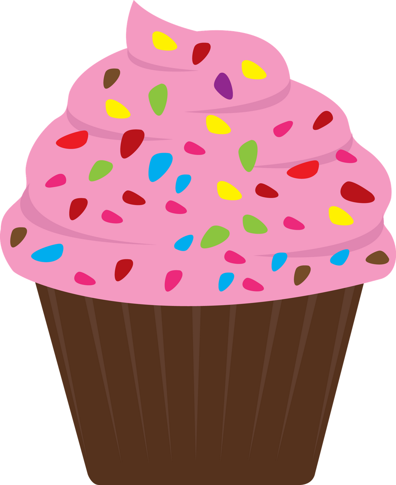 Muffins clipart giant cupcake.  collection of cupcakes