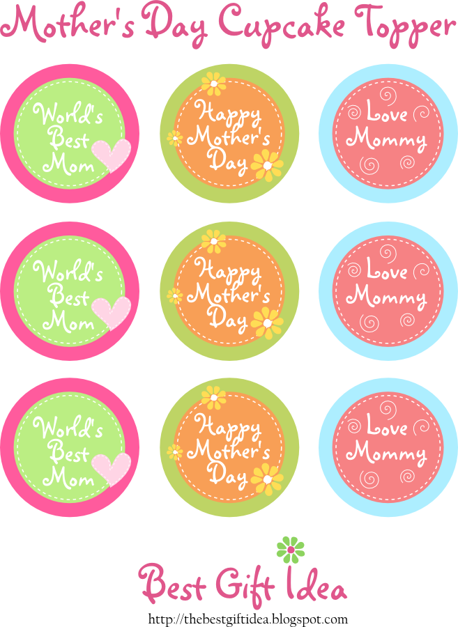 clipart cupcake mothers day