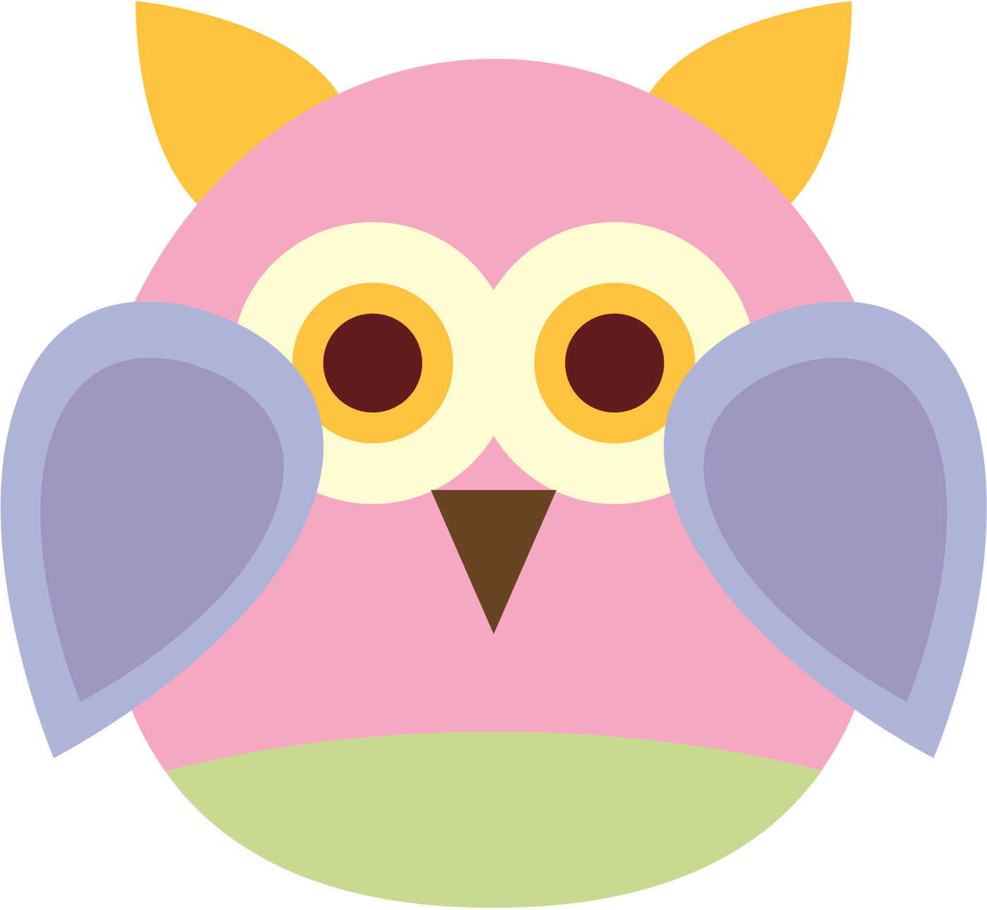 Free revidevi wordpress com. Clipart cupcake owl