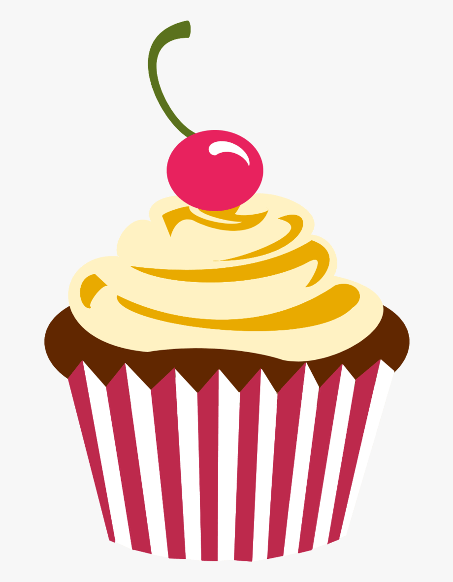 Panda cute logo png. Clipart cupcake september