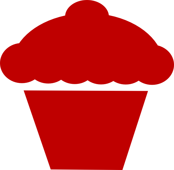 Cupcake Clip Art at Clker