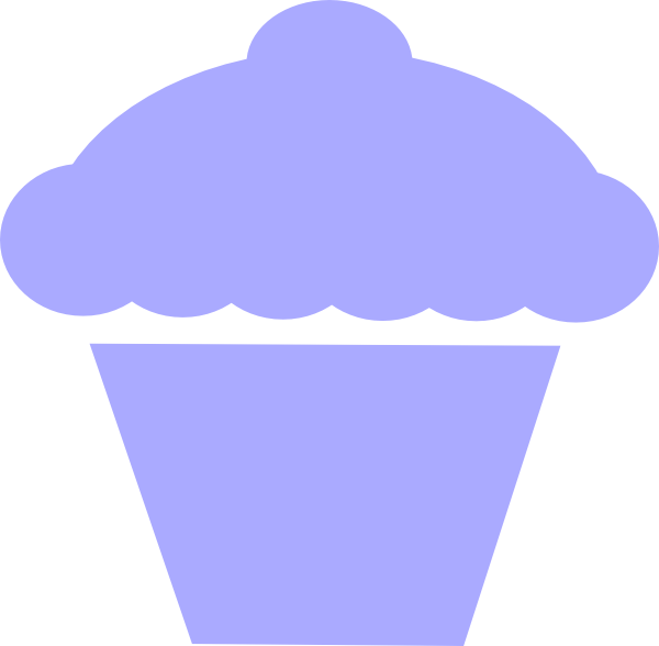 Clip art at clker. Clipart cupcake silhouette