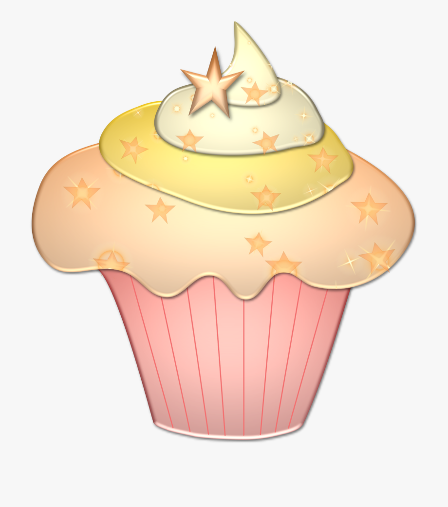 Free photos printable toppers. Clipart cupcake star