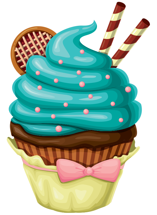 Speciality cupcake png bloghoz. Muffin clipart cake and ice cream