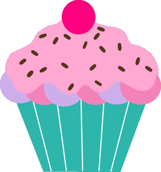 cupcake clipart slice