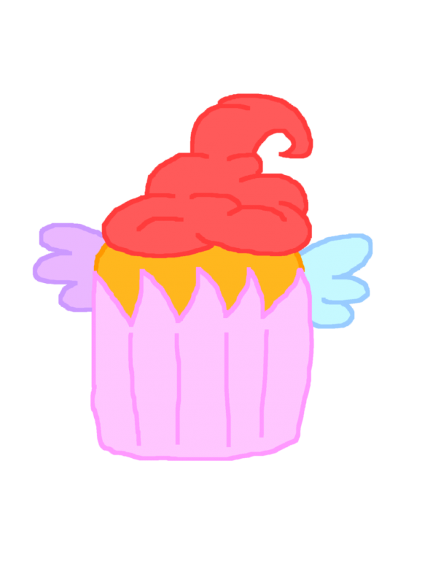 Cupcakes flying food indianapolis. Clipart cupcake truck