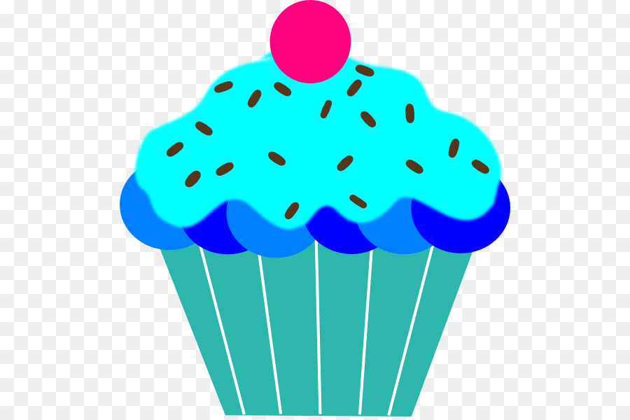 Cake background food transparent. Muffins clipart turquoise