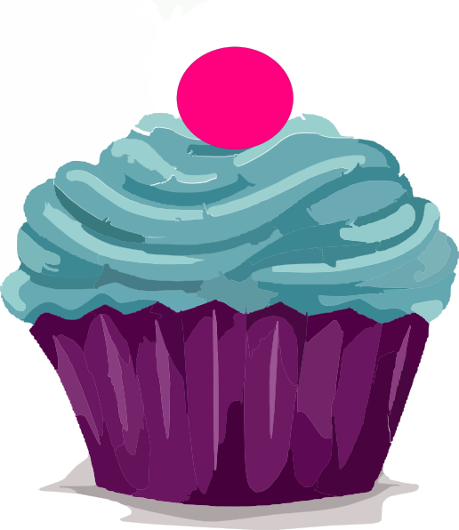 Clipart png cupcake. With gumball clip art