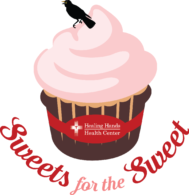 Sweets for the sweet. Muffins clipart buttercream