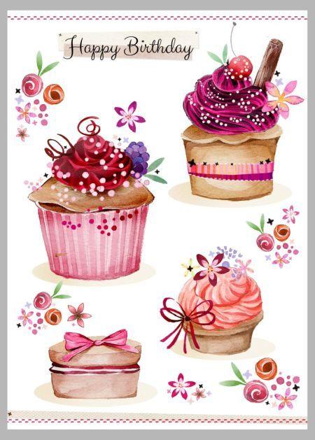 Clipart cupcake victorian. Victoria nelson cupcakes happy