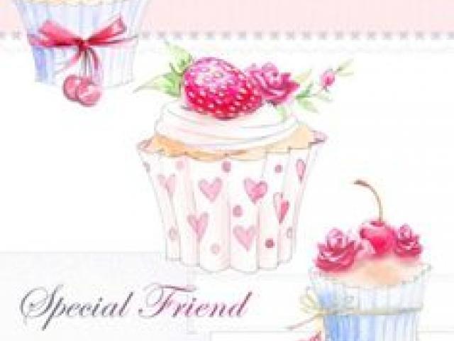X free clip art. Clipart cupcake victorian