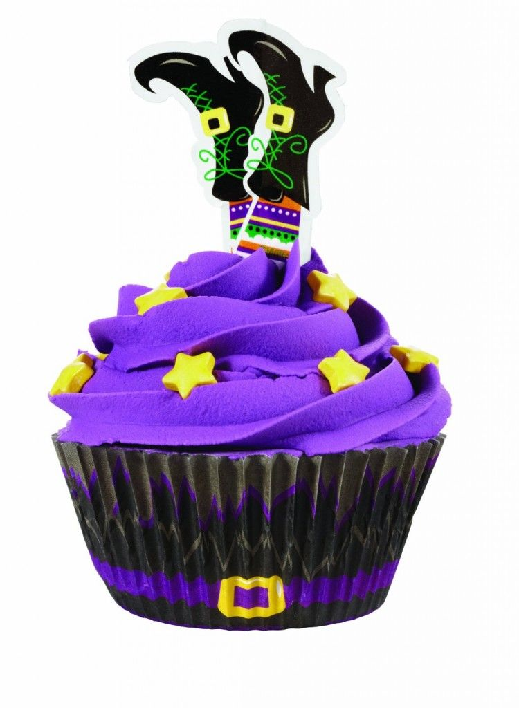Cupcake clipart witch. Free download clip art