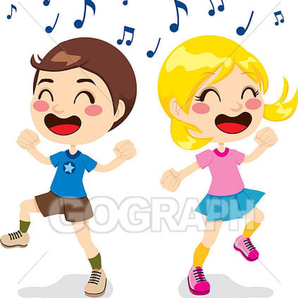 Images of dancing vector. Clipart dance