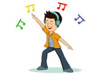 Dancing clipart dancing boy. Free dance clip art