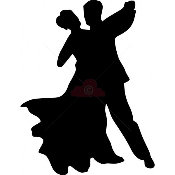Clipart dance ballroom dance. Imgs for dancers silhouette