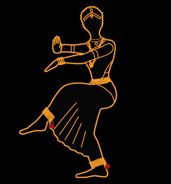 Dance bharatanatyam