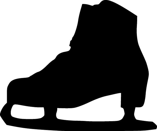Hockey clipart silhouette. Imagen gratis en pixabay
