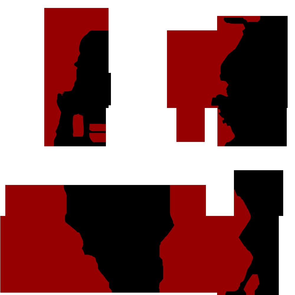 Dance clipart creative dance. Latin silhouette ballet pose