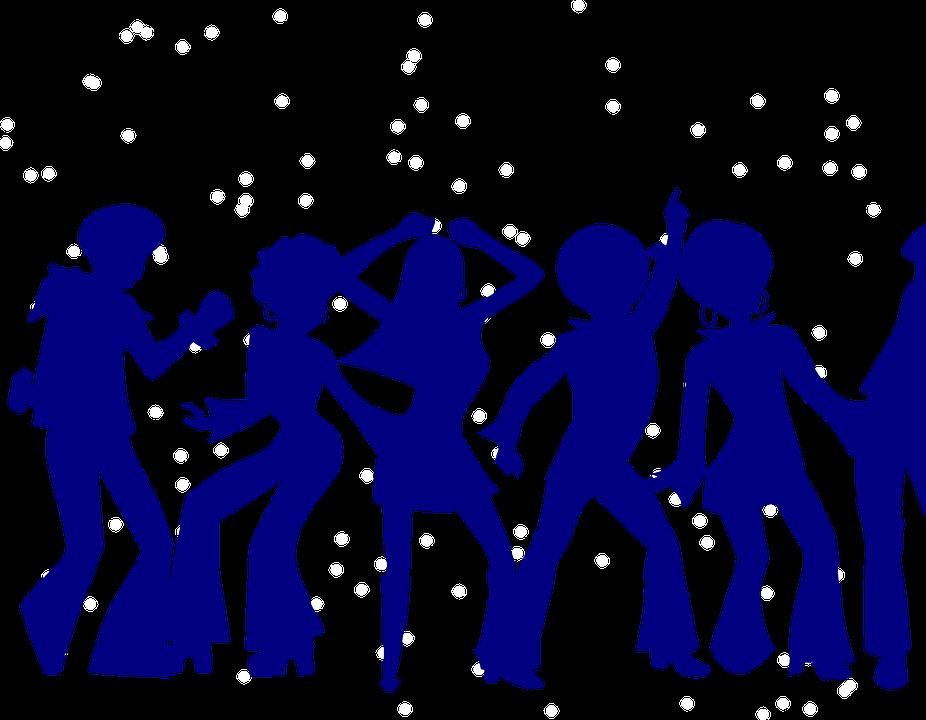 Dance clipart dance party. Png hd mart