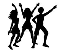 Dance clipart dance party. Free cliparts download clip