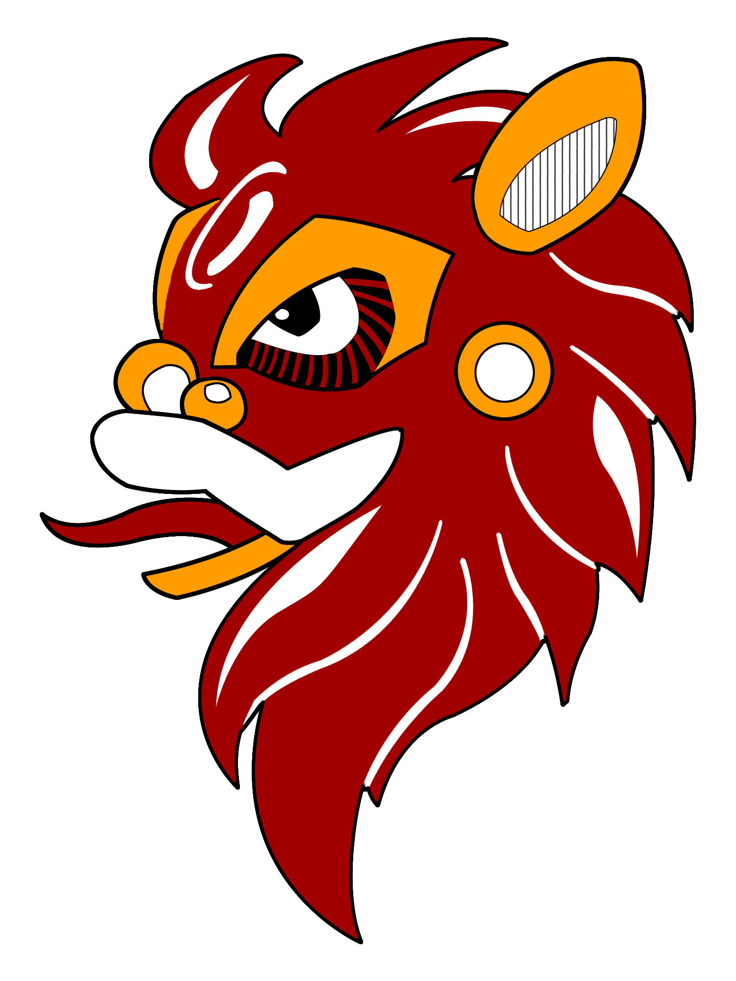 Dance clipart dance troupe. About us raffles lion