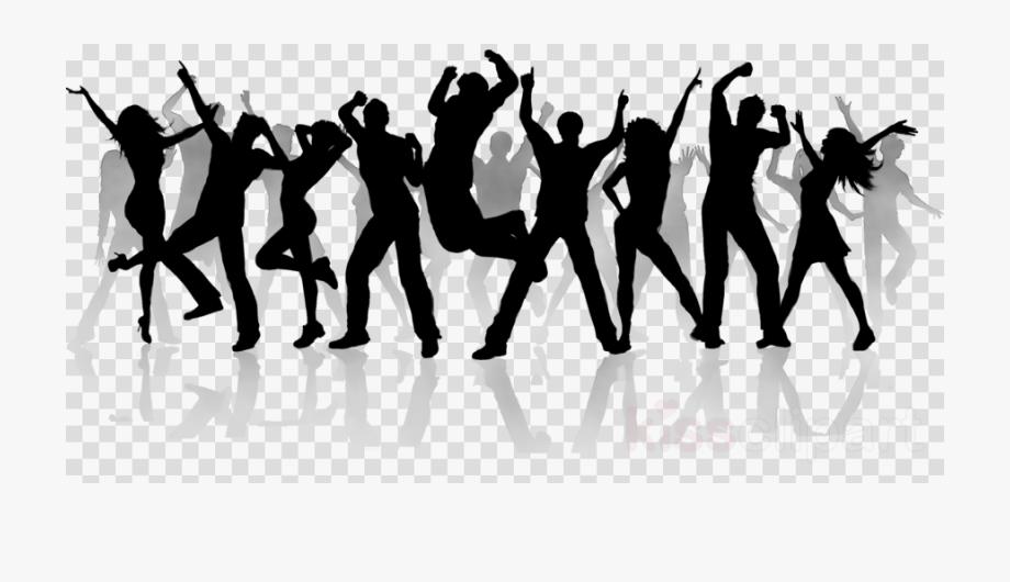 Graphics transparent dancing people. Dance clipart dance troupe