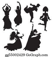 Dance clipart cultural dance. Folk clip art royalty