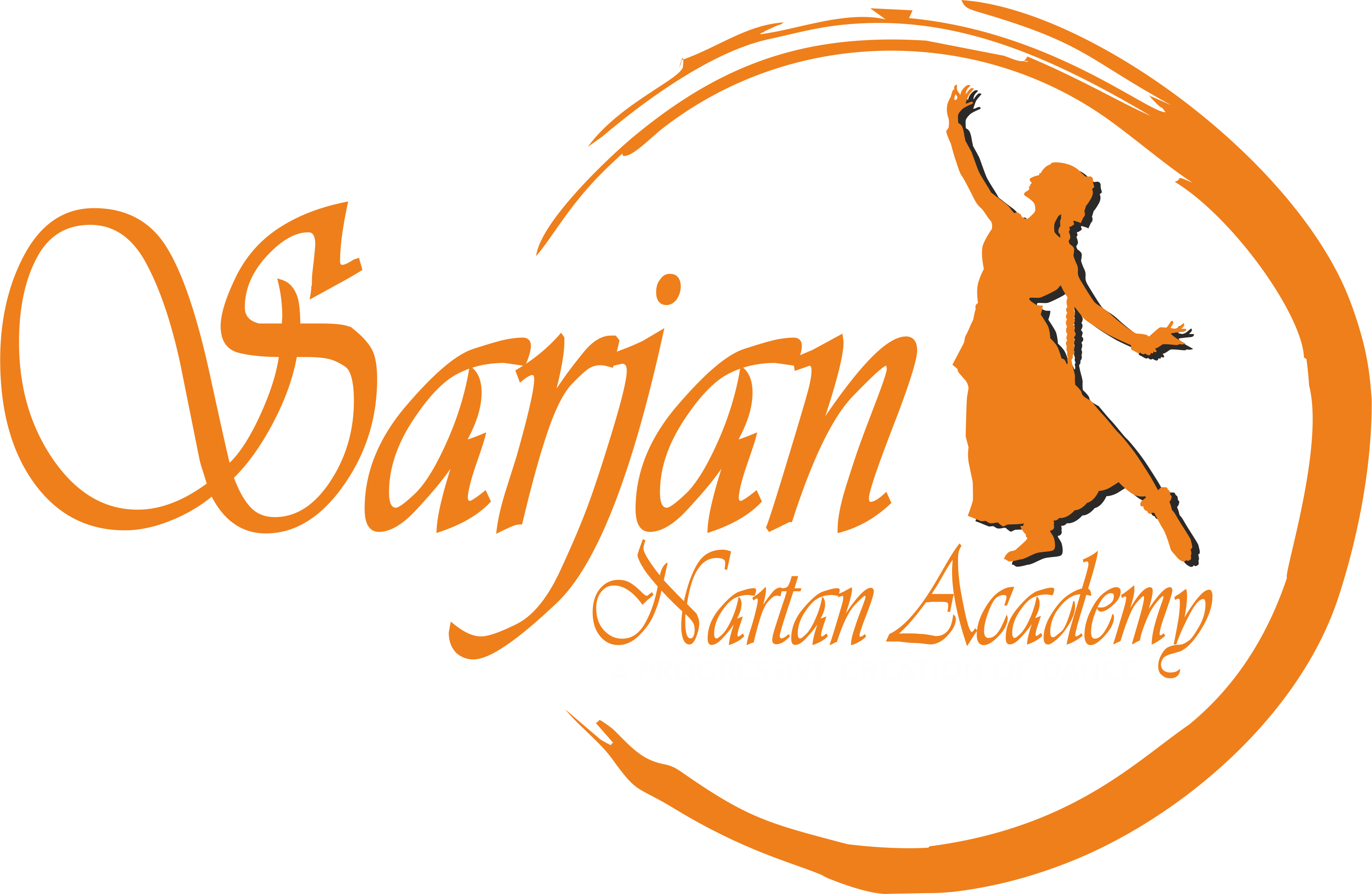 About sarjan nartan academy. Dancing clipart ghoomar