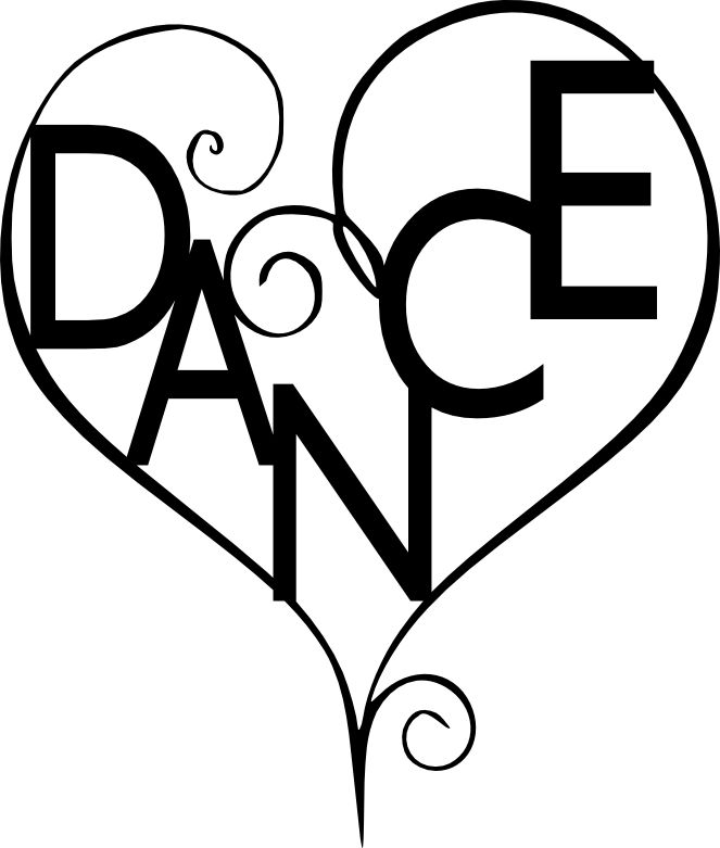 Dancing clipart heart. Free cliparts download clip