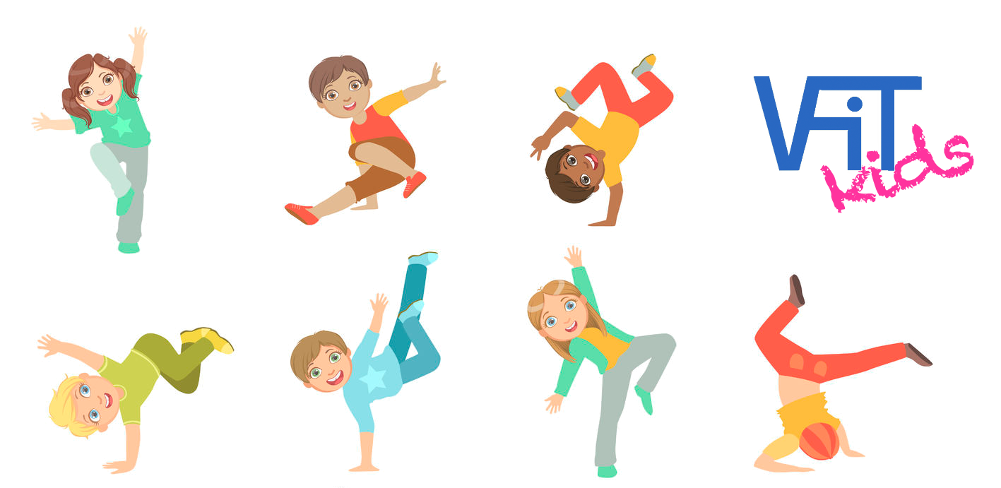 Pop vfit hiphop stretch. Dance clipart hip hop