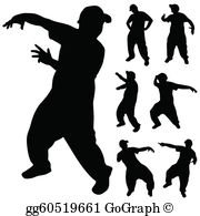 Dance clipart hip hop. Clip art royalty free