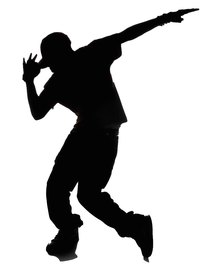 collection of hip. Dance clipart symbol