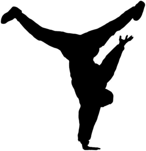 Dancing clipart street dance. Hip hop dancer clip