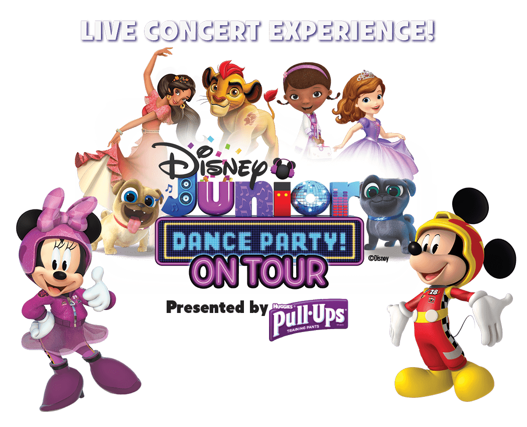 Disney clipart road trip. Junior dance party to