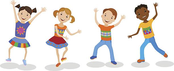 Kid station . Dance clipart child dance