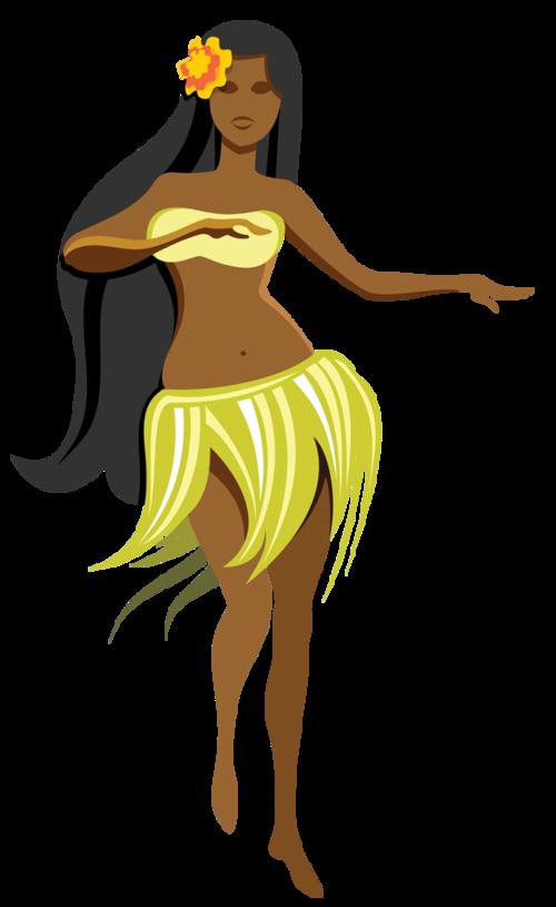 Dancer clipart luau. Our ohana aulii