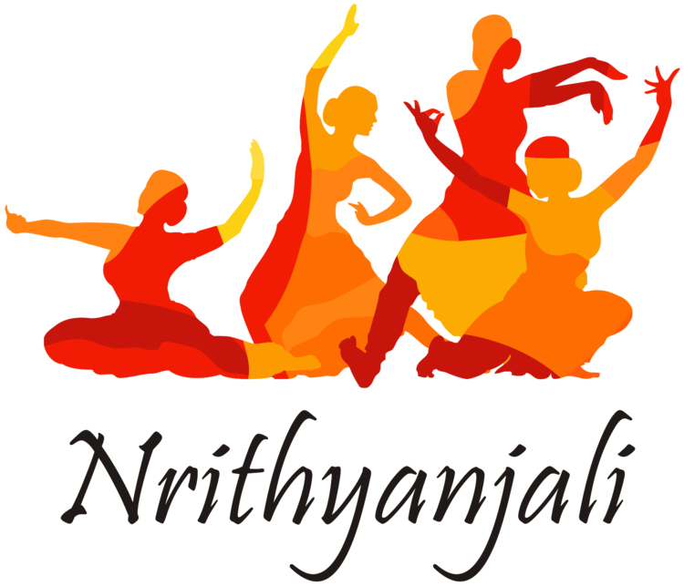 Dancer clipart logo. Events nrithyanjali school of