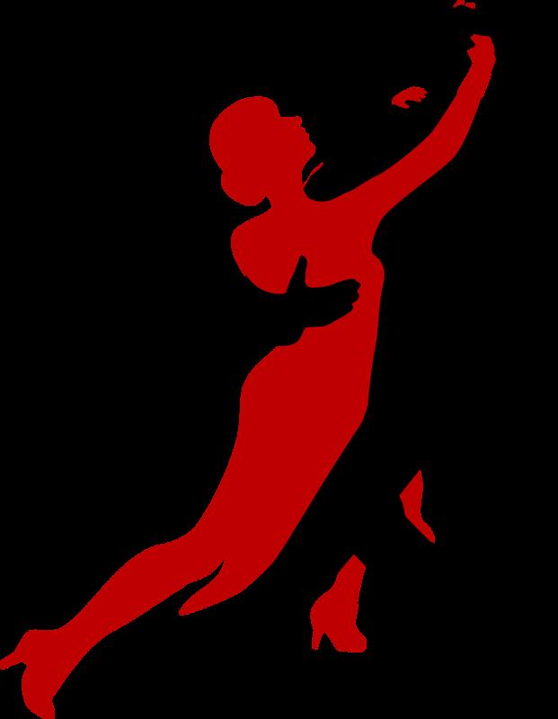 Dance clipart social dance. Couple dancing ballroom latin