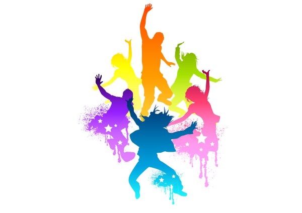 Dance clipart summer. Free cliparts download clip