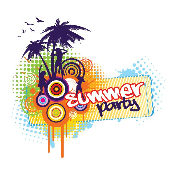Free dance cliparts download. Dancing clipart summer