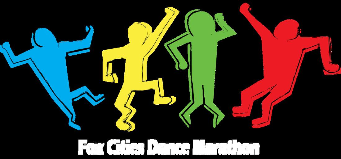 Dance clipart word. Fox cities marathon home